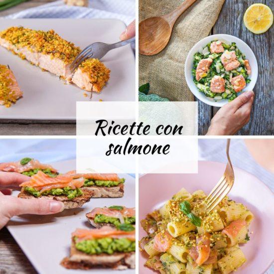 ricette con salmone
