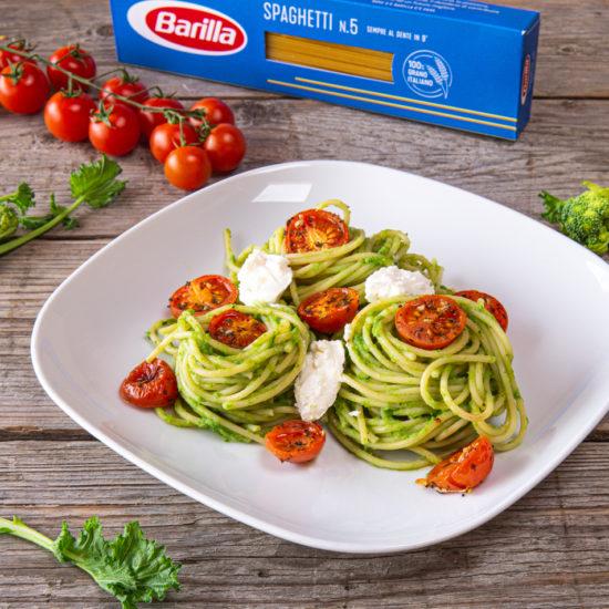 spaghetti-con-cime-di-rapa