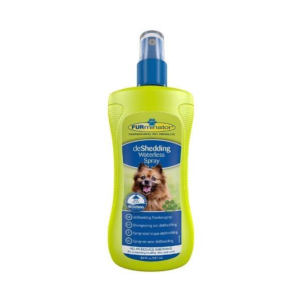 Shampoo a secco cani