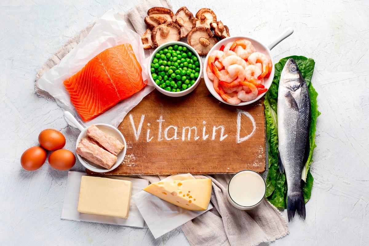 Vitamina D: alimenti in cui trovarla e benefici
