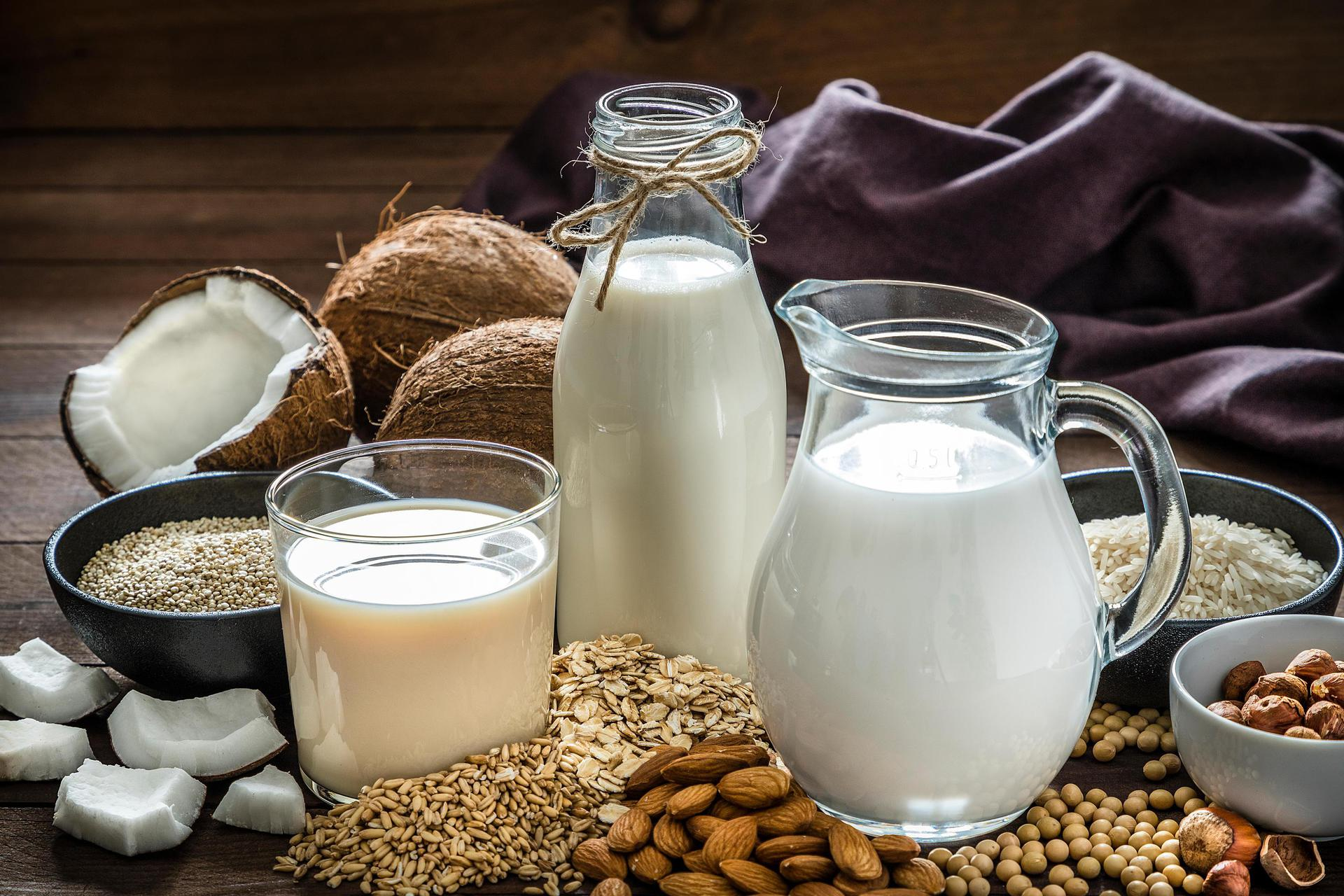 Latte senza lattosio Vs latte vegetale