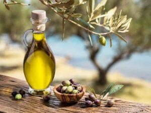 Olio di cocco vs olio di oliva
