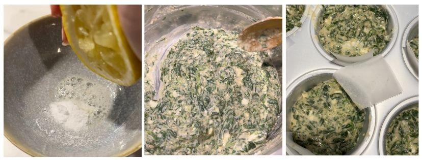Procedimento muffin salati
