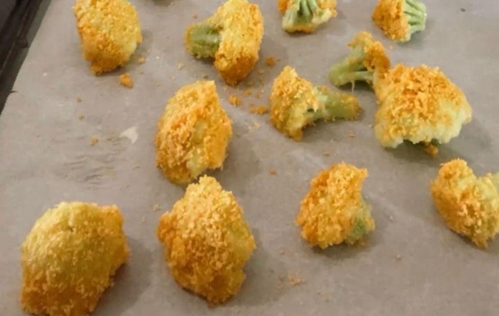 cavolfiore al forno passaggi 3